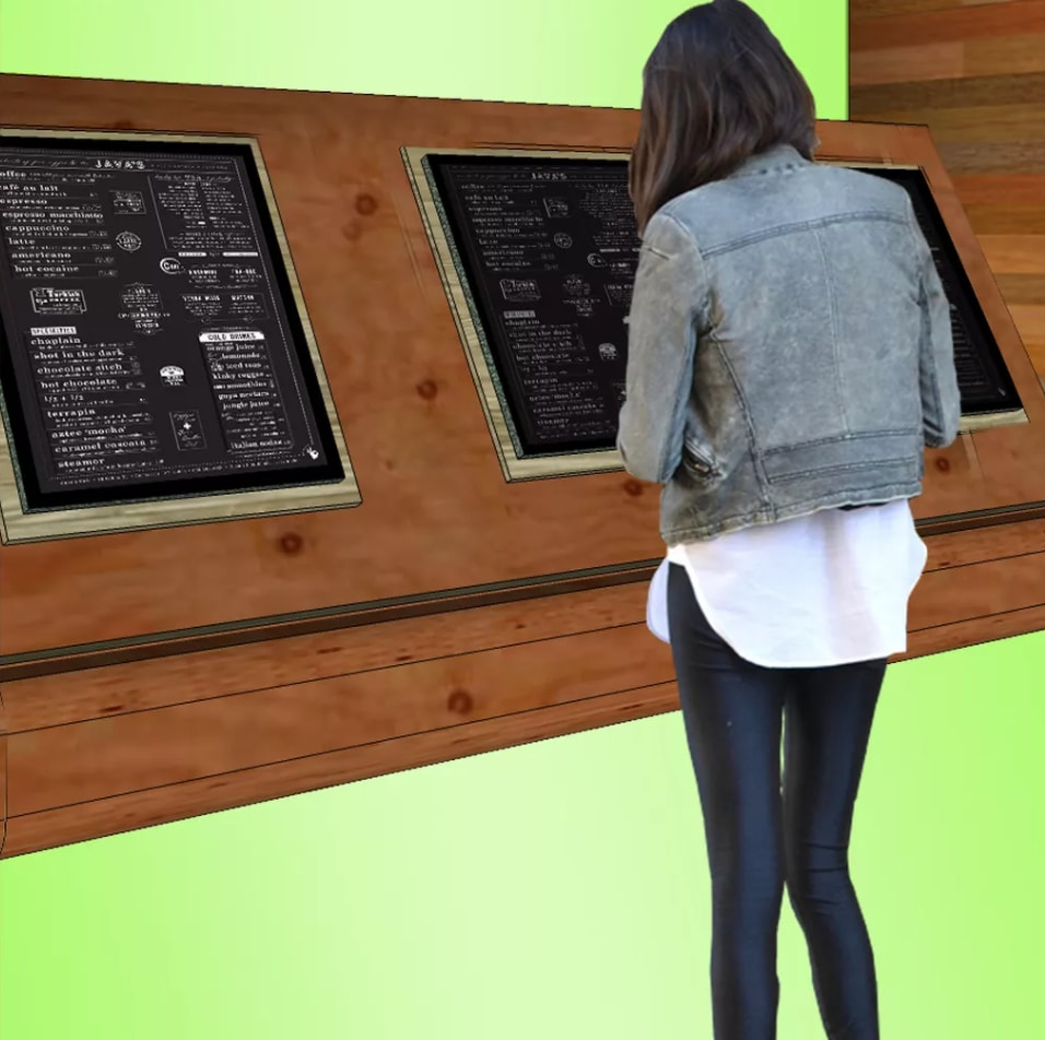 automated menu